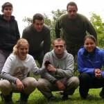 Učesnici kampa